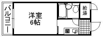 千代田レジデンス県庁東 間取り