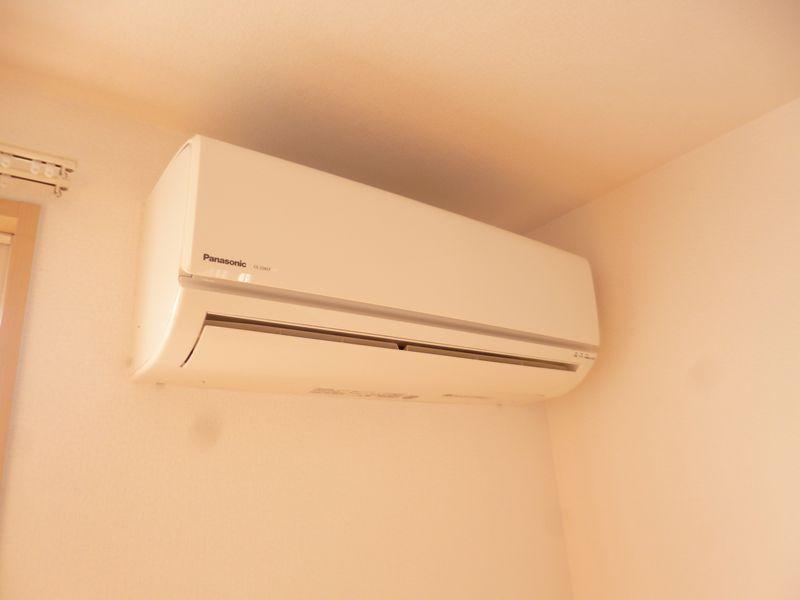 全室エアコン付